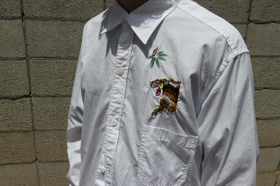 ヨウジヤマモトプールオムのシャツ