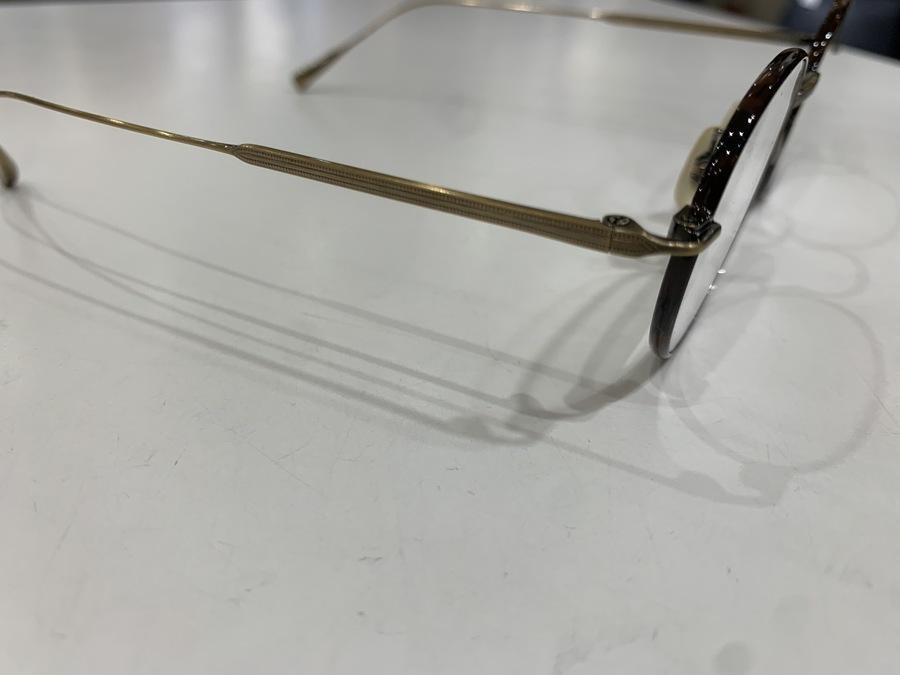 眼鏡のメンズ