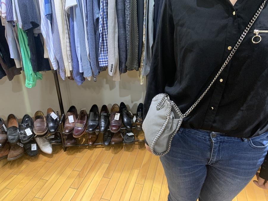 ステラマッカートニーのバッグ