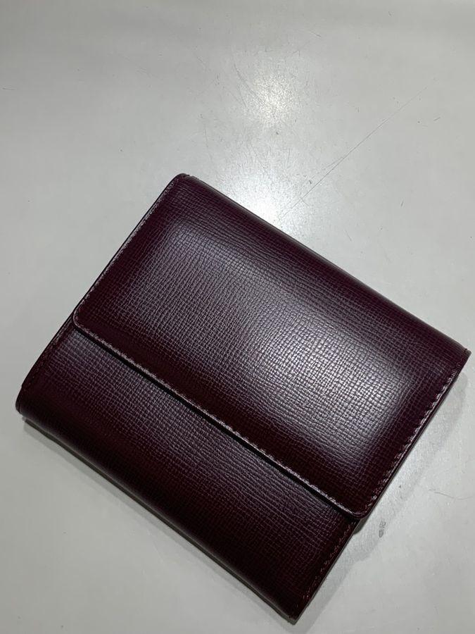 カルティエの財布