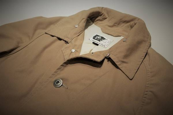Engineered Garmentsの色褪せぬ、名作コートを入荷!【古着買取トレファクスタイル亀有店】
