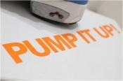 PUMP IT UP!!【ポンプフューリー】