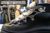 『foot the coacher / フットザコーチャー』他に無い靴。