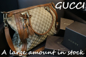 GUCCI(グッチ)GG2WAYバッグ、財布、時計など大量入荷