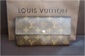 LOUIS VUITTON  ルイヴィトン ポルトフォイユ・サラ 買取入荷いたしました!