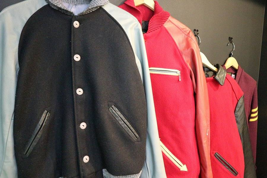 「SKOOKUMのファラオジャケット 」
