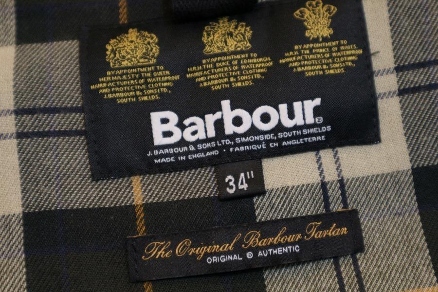 「インポートブランドのBarbour 」