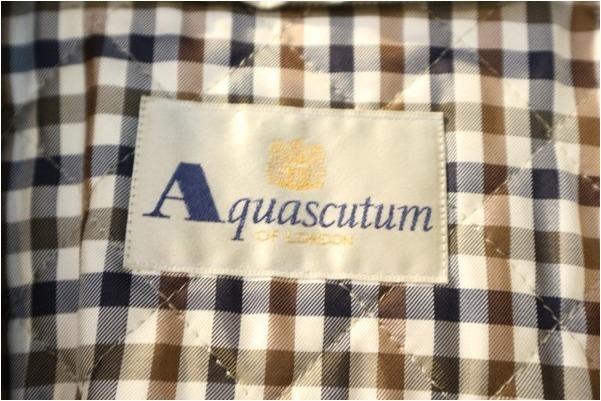 「インポートブランドのAquascutum 」
