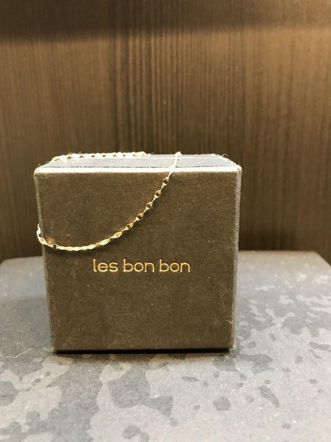 「フェミニンブランドのles bon bon 」