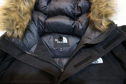 マクマードパーカのダウンジャケット