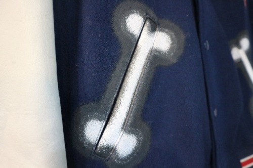 スタジャンのジャケット