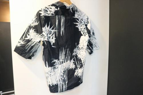ディーゼルのアロハシャツ