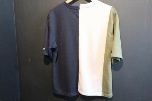 ザノースフェイス パープルレーベルのTシャツ