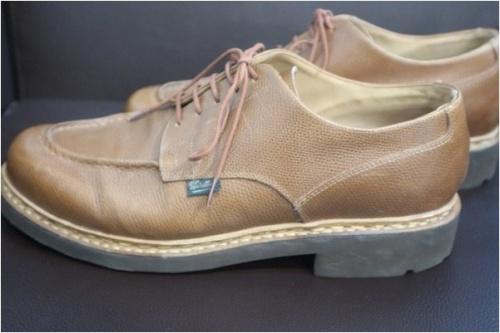 パラブーツの靴