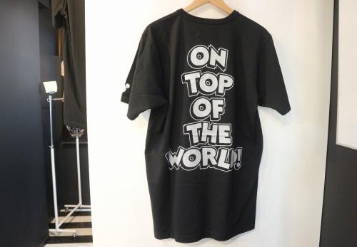 マスターマインド オムのTシャツ