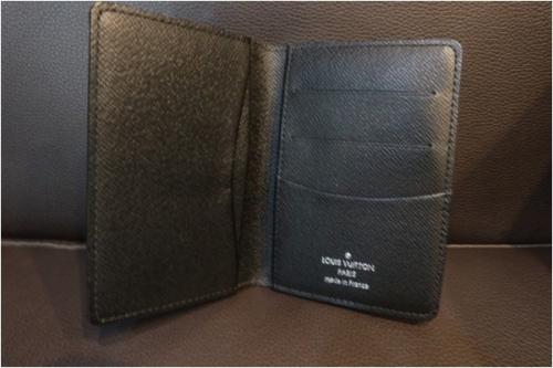 ダミエのカードケース