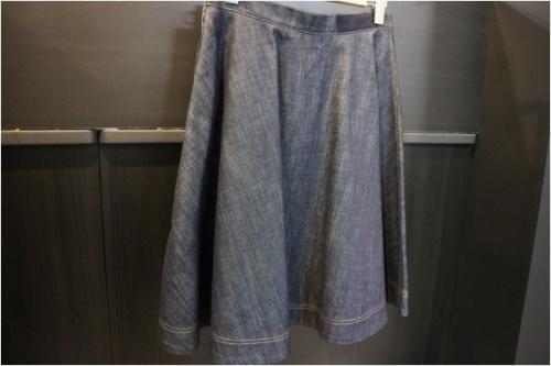 クリスチャン ディオールのスカート