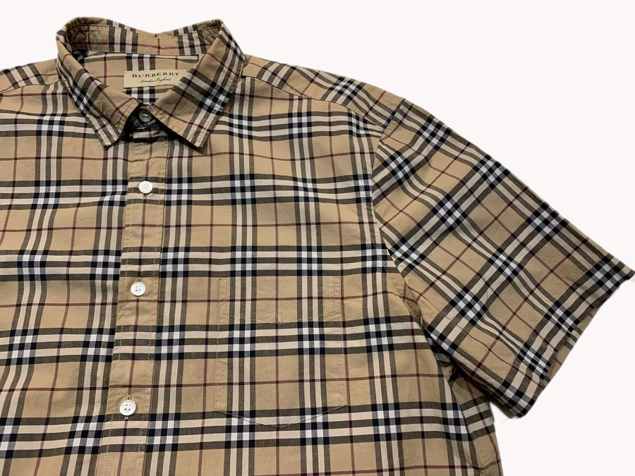 ノヴァチェックシャツ