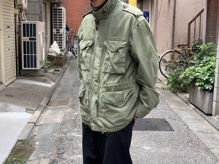M-43フィールドジャケット