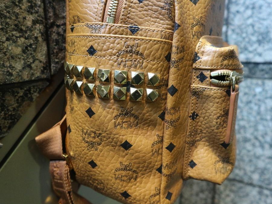 エムシーエムのバッグ