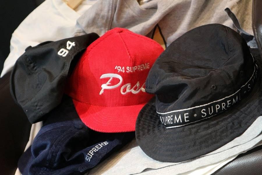 【大集合】supreme cap【古着買取トレファクスタイル新小岩店】
