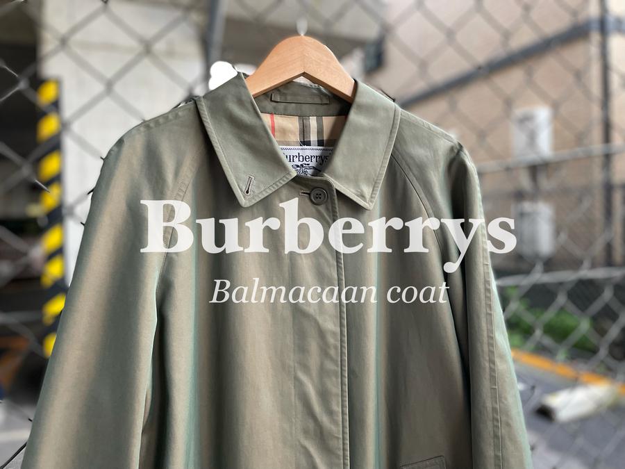 「インポートブランドのBurberrys 」