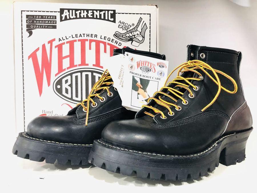 「ワークブランドのWhite's Boots 」