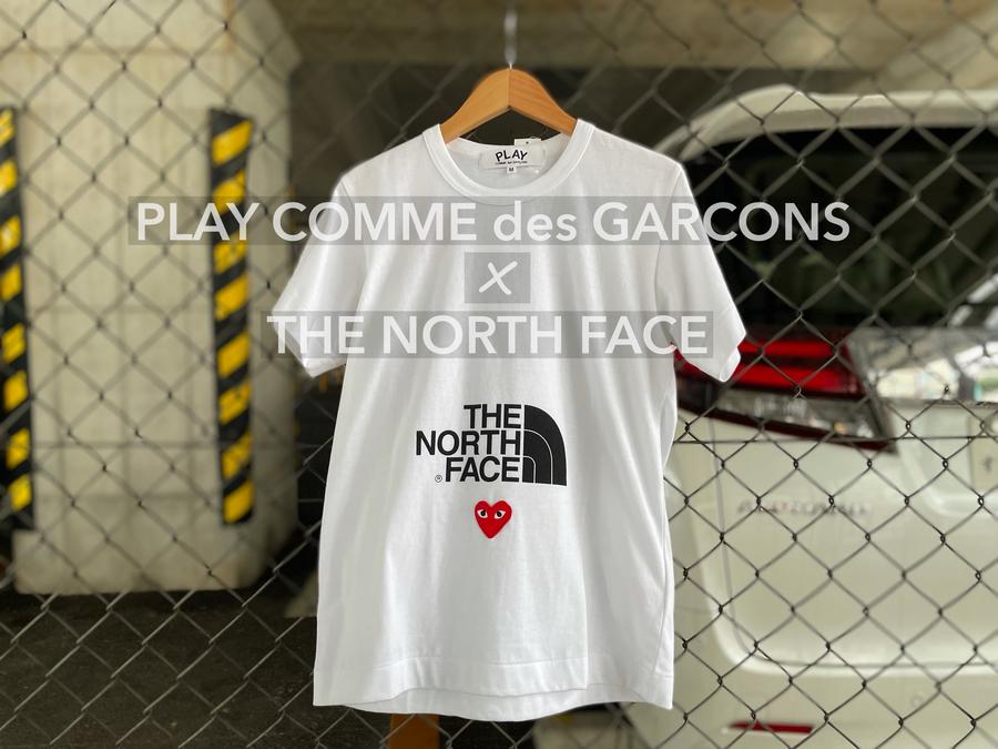 「コラボ・別注アイテムのPLAY COMME des GARCONS  × THE NORTH FACE 」