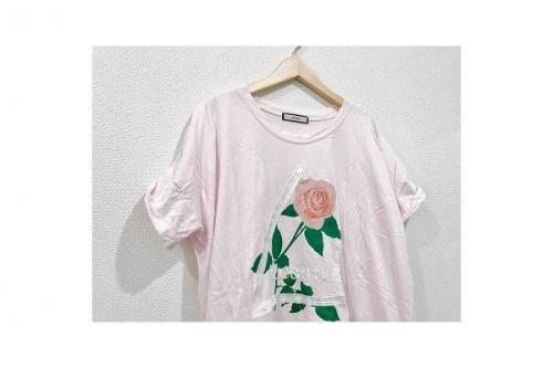 Tシャツのビックシルエット