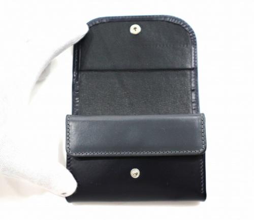 財布のブライドルレザー