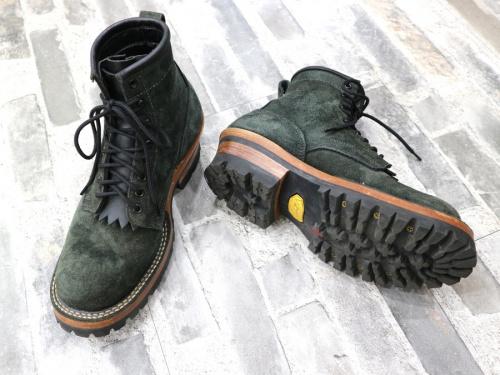 アメカジブランドのWhites Boots