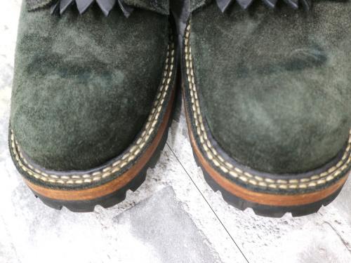 ホワイツ ブーツの靴