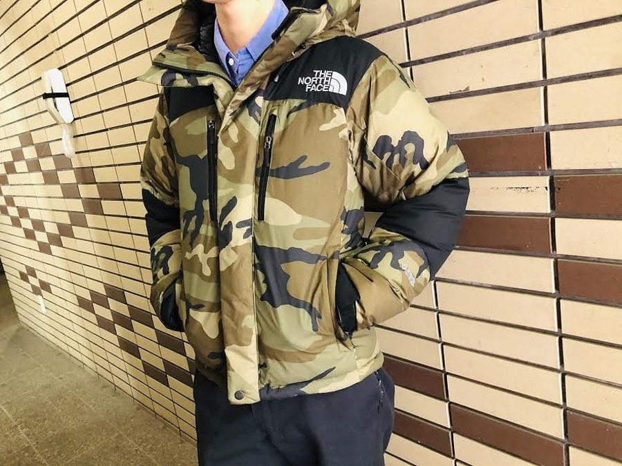 THE NORTH FACEのBaltro Light Jacket