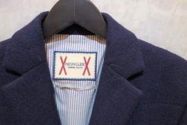 「インポートブランドのmoncler gamme bleu 」