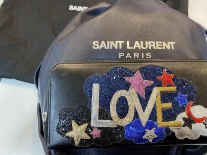 「ワークブランドのSaint Laurent Paris 」