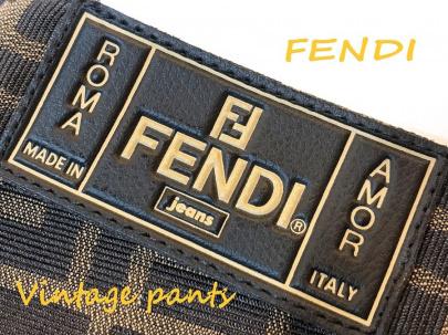 「インポートブランドのFENDI 」