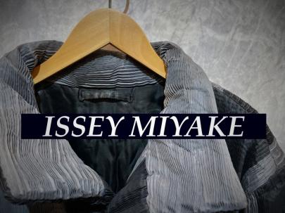 「ドメスティックブランドのISSEY MIYAKE 」