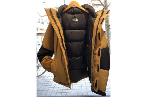 ザノースフェイスのバルトロライトジャケット