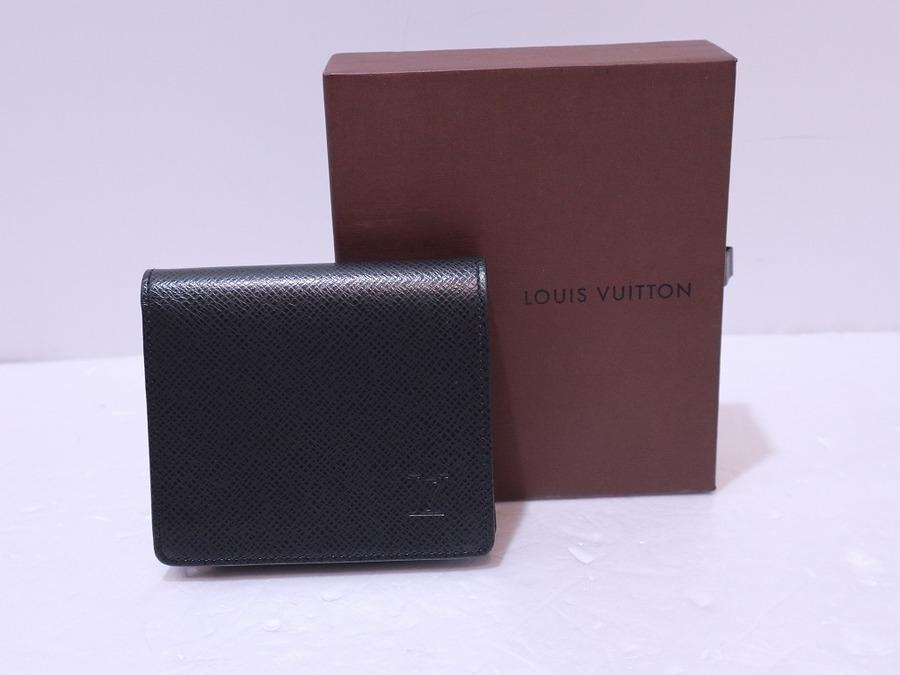 pretty nice 4a4ce 2dbf1 LOUIS VUITTON(ルイヴィトン)タイガの2つ折り財布が入荷 ...