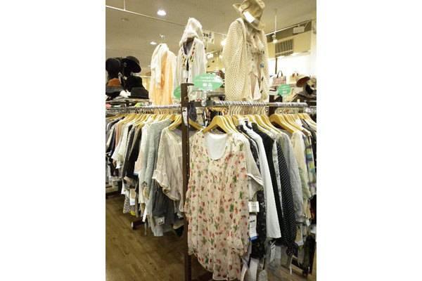 「春物の春服 」