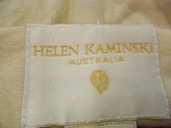 「HELEN KAMINSKIのヘレンカミンスキー 」