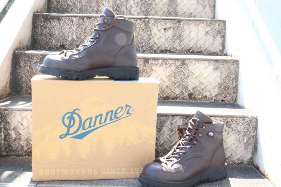 「Dannerのブーツ 」
