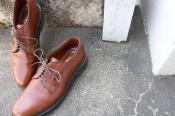 アメリカの革靴ブランド通称「革靴の王様」アルパインカーフシューズ