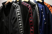 90'sスタイルの王道!kappa(カッパ)からトラックジャケット、パンツの大量入荷!