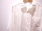COMOLI(コモリ)から人気アイテムコットンシャツ入荷。