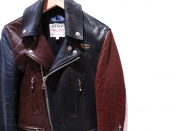 Lewis Leathers(ルイズレザーズ)×COMME  DES GARCONS (コムデギャルソン)ライダースジャケットが入荷。