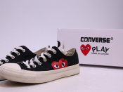 CONVERSE×Play COMME des GARCONS All STAR  (コンバース×プレイコムデギャルソンオールスター)が入荷しました。
