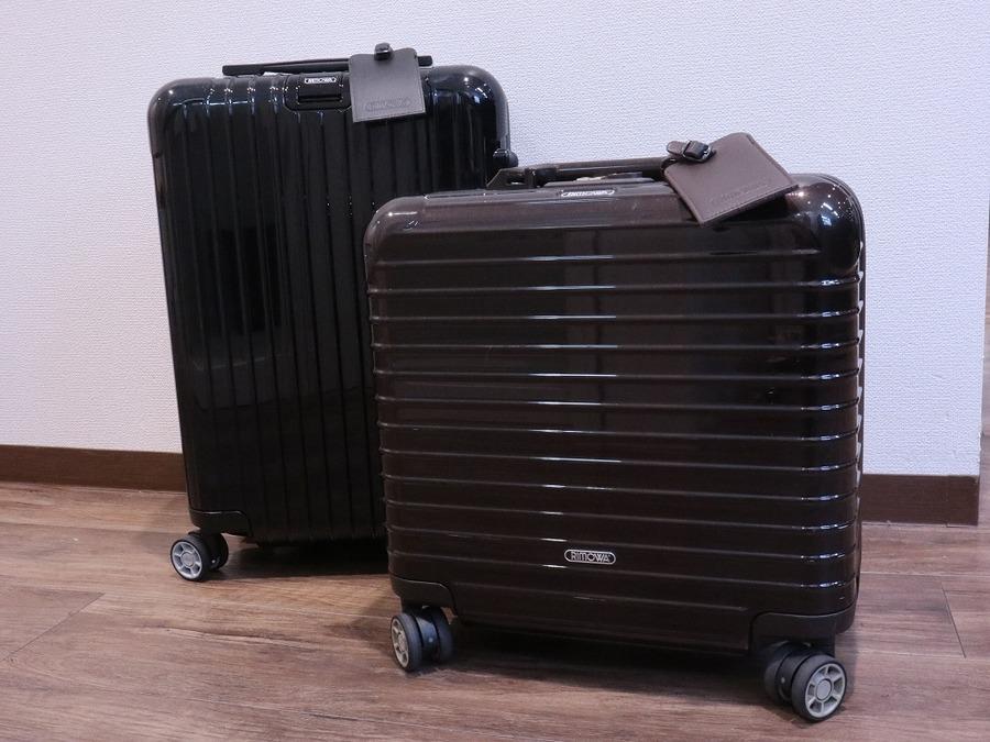 大人の憧れ!RIMOWA(リモワ)よりスーツケースが入荷致しました!!