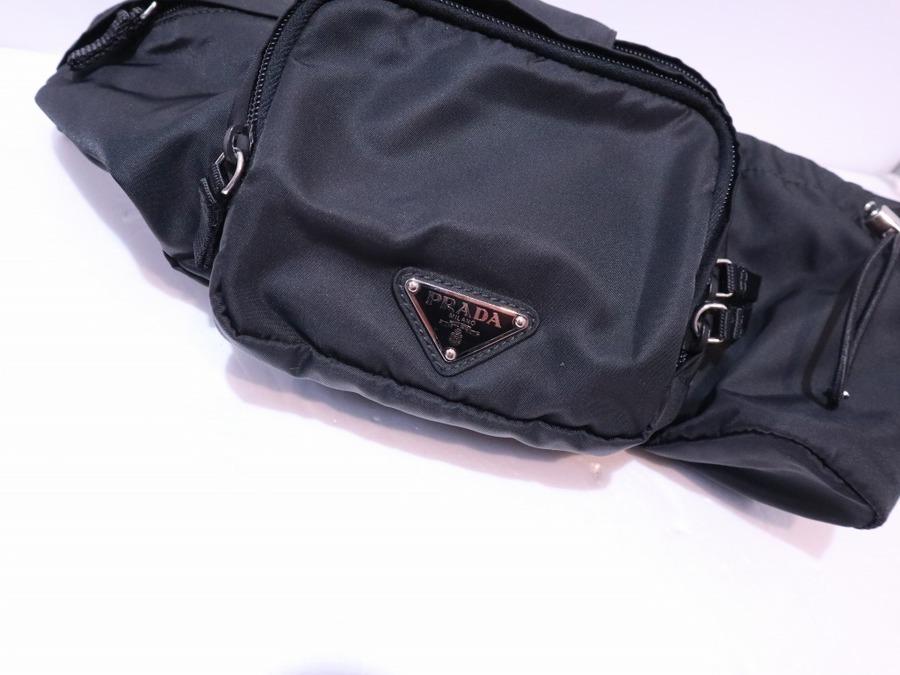 PRADA(プラダ)のナイロンウエストバッグが入荷致しました。