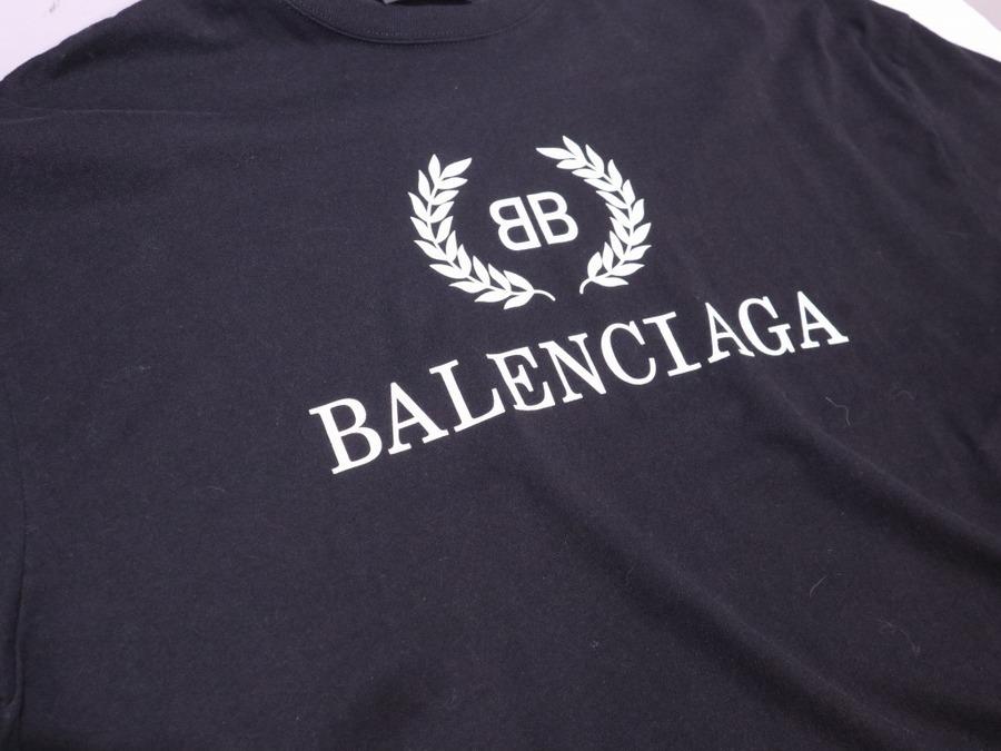 BALENCIAGA(バレンシアガ)のプリントTシャツが入荷しました。